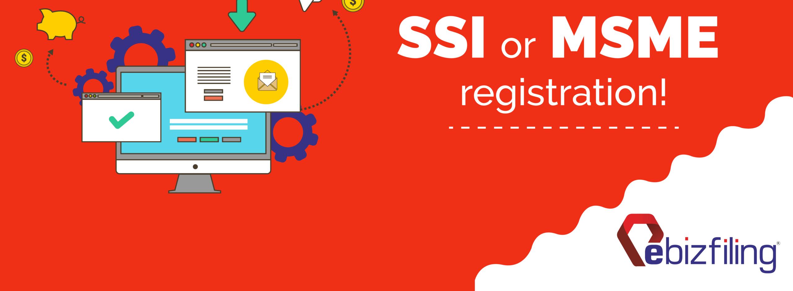 MSMe registration process, MSME, MSMe criteria, Ebifiling