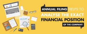 Company Annual Filing, Private Limited Company Annual Filing, ROC Annual Filing, Ebizfiling