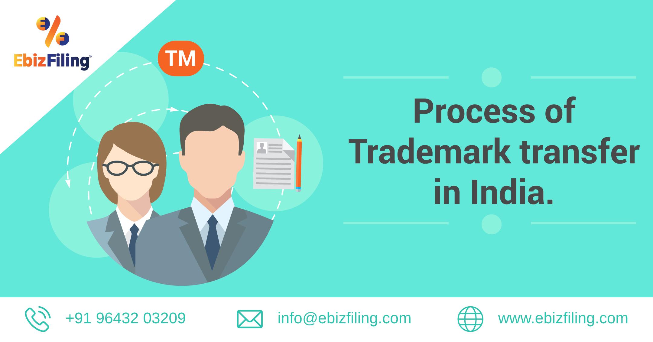 Types of Trademark Assignment, Trademark Assignment, Trademark Transfer, How to transfer Trademark, How to assign Trademark?, Process of Trademark assignment, Ebizfiling