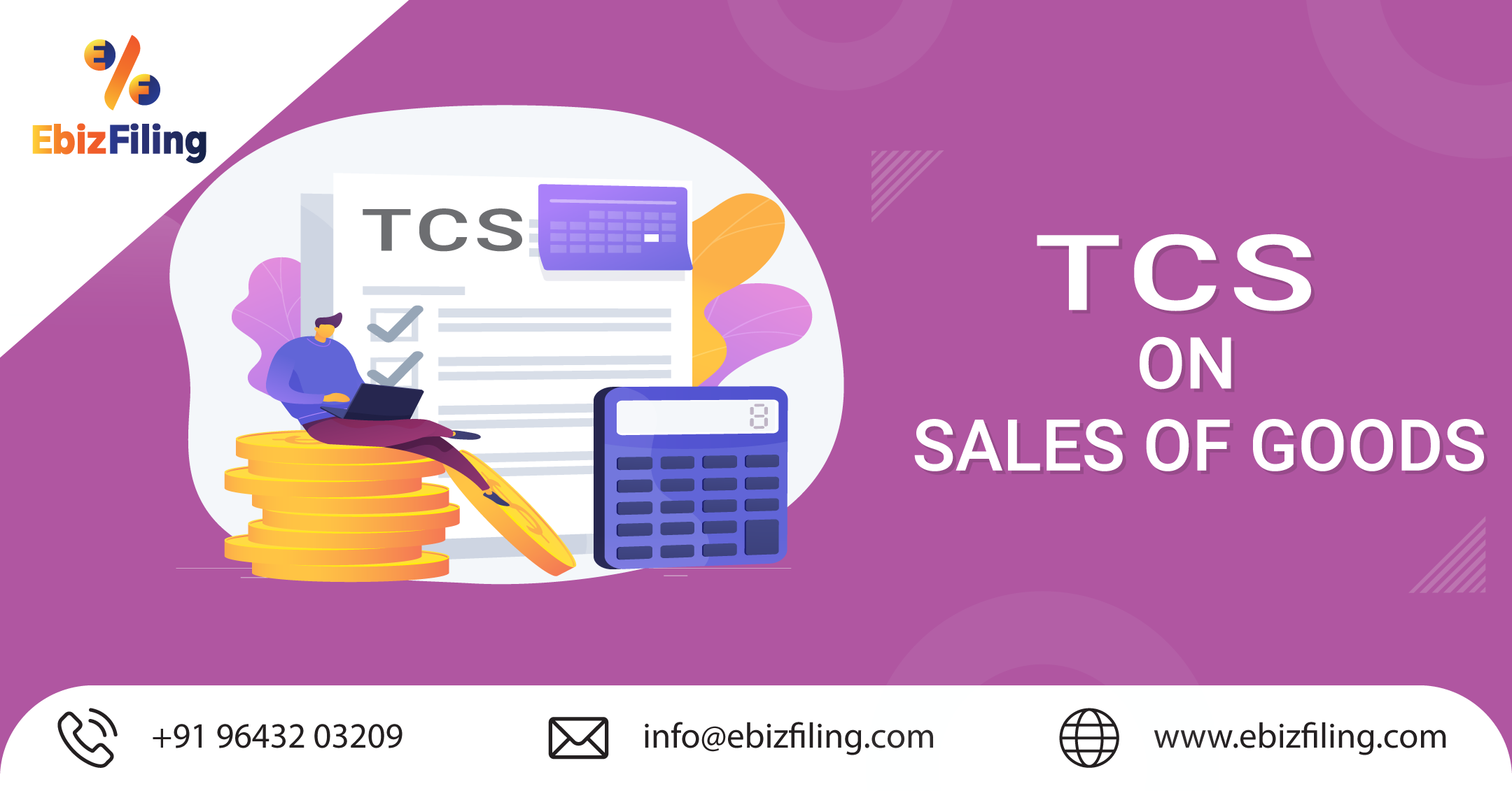 TCS, Tax Collected at source, section 206C (1H)Ebizfiling